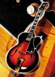 Vintage Art Guitar - Gibson Johnny Smith