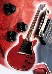 Vintage Art Guitar - Gibson Les Paul Special Cherry (1960)