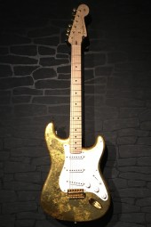 Fender Custom Shop MB Eric Clapton Stratocaster Gold Leaf, w/c