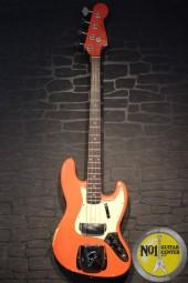 Fender Jazz Bass Bj. '62 fiesta red