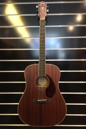 Fender PM-1 All Mahagony Dreadnought, w/c