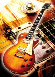 Vintage Art Guitar - Gibson Les Paul Standard (1959)