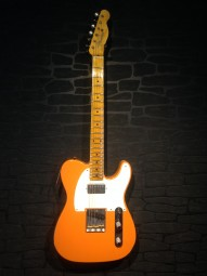 Fender Custom Shop 52 Tele, HB , Relic, refin* w/c
