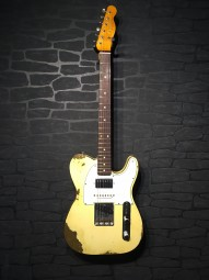 Fender Custom Shop 60s Tele Custom HSS Heavy Relic, w/c