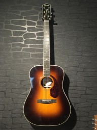 Fender PM1-E Deluxe Dreadnought Sunburst