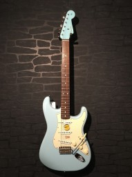 Fender Mexico LTD 60s Strat, MatCap, TV Jones Starwood PUs