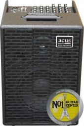 ACUS One 8B Akustik-Amp, 200 Watt, Schwarz