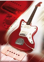 Vintage Art Guitar - Fender Jazzmaster (1960)