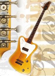 Vintage Art Guitar - Gibson Thunderbird II Bass (1968)