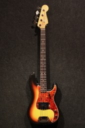 Fender Precison Bass, 1966 sunburst