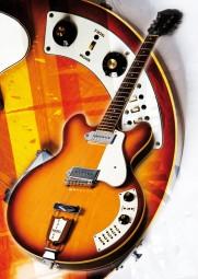 Vintage Art Guitar - Epiphone Caiola