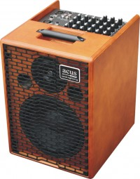 ACUS One 8W Akustik-Amp, 200 Watt, Wood