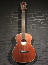 Fender PM-TE Travel Standard All Mah. w/c