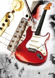 Vintage Art Guitar - Fender Stratocaster (1967)