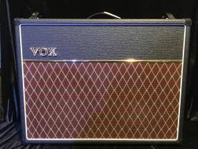 Vox AC30C2X Vollröhre, 2x12 Blue Bulldog, 30 Watt