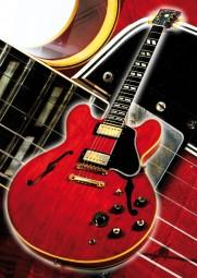 Vintage Art Guitar - Gibson ES-345TD (1962)