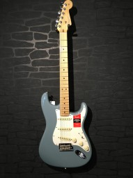 Fender American Professional Strat 2017 MN SNG w/c