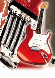 Vintage Art Guitar - Fender Stratocaster (1965)