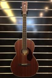 Fender PM-2 All Mahagony Parlour, w/c