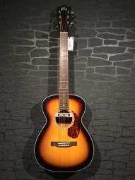 Guild M-240E Troubador, De Armond Pickup