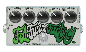 Z-Vex Fat Fuzz Factory Vexter
