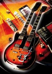 Vintage Art Guitar - Gibson EDS-1275 Double 12 (1958)