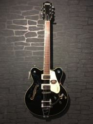 Gretsch G5622T, black TV Jones Pickups!
