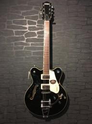 Gretsch G5622T, black TV Jones Pickups!