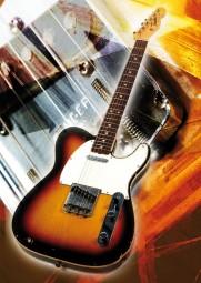 Vintage Art Guitar - Fender Telecaster Custom (1966)