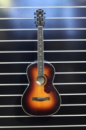 Fender PM-2 Deluxe Parlour Sunburst, w/c