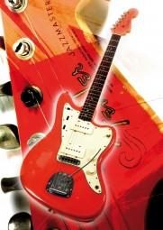 Vintage Art Guitar - Fender Jazzmaster (1963)