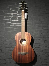 Ibanez AVN2OPN Artwood Parlor all solid Mahagony