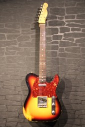 Fender Custom Shop Beat-Club Telecaster, 3-Tone Sunburst