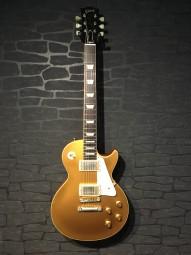 Gibson 1957 Les Paul Reissue VOS Goldtop, Bj.06, ohc