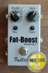 Fulltone Fatboost FB-3
