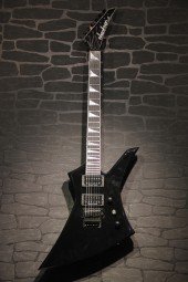 Jackson USA KE2 Kelly, Black