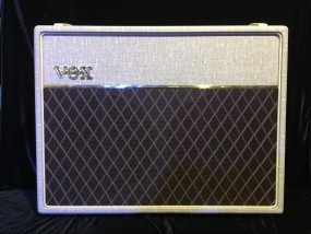 Vox V212HWX 2x12 Handwired Blue Bulldogs