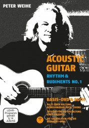 Acoustic Guitar - Rhythm & Rudiments No.1