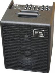 ACUS One 6TB Akustik-Amp, 130 Watt, Schwarz