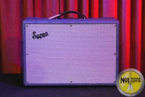 Supro 1624T Dual Tone 1x12 Tube Amp