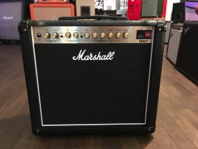 Marshall DSL20CR Röhren-Combo 20 Watt Footswitch