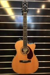 Fender PM-3 CE DLX Triple O NAT, w/c