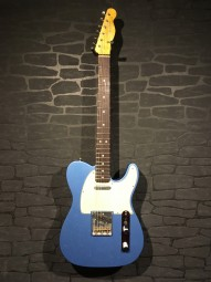 Fender Custom Shop 63's Tele Journeyman Relic LPB, w/c,