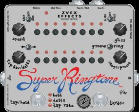 Z-Vex Super Ringtone, Vexter