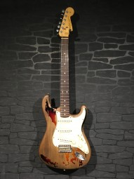 Fender Custom Shop Rory Gallagher Sig. Strat, Bj.04 w/c