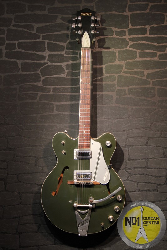 Gretsch Rally, Cadillac Green, Bj.\'68 | Vintage | No.1 Onlineshop ...