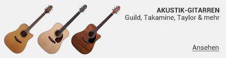 Akustikgitarren im No.1 Onlineshop