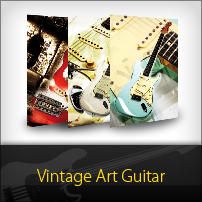 Vintage Art Guitar